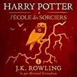 Harry Potter à l'École des Sorciers - Harry Potter 1 - Format Téléchargement Audio - 24,99 €