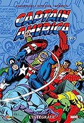 Captain America - L'intégrale 1975 (T09) de Steve Englehart