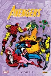 Avengers - L'intégrale 1977 (T14) de George Pérez