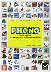 PHONO - GS-CP Éd. 2004 - Guide pédagogique de Sylvie Cèbe
