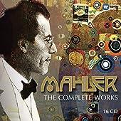 Mahler - Les Oeuvres complètes (Coffret 17 CD)