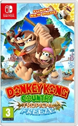 Donkey Kong Country - Tropical Freeze Standard