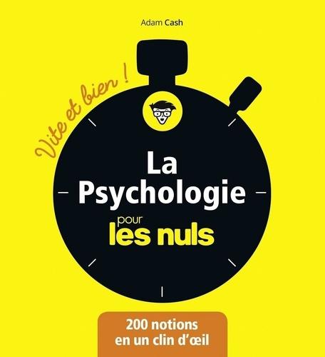 La psychologie pour les nuls - Format ePub - 9782412038208 - 6,99 €