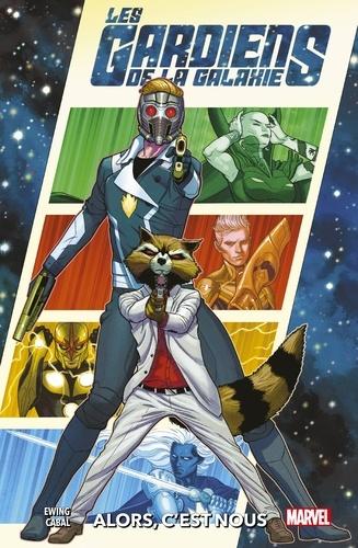 Les Gardiens de la Galaxie (2020) T01 - 9782809498790 - 11,99 €
