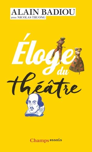 Eloge du théâtre - Format ePub - 9782081387911 - 5,99 €