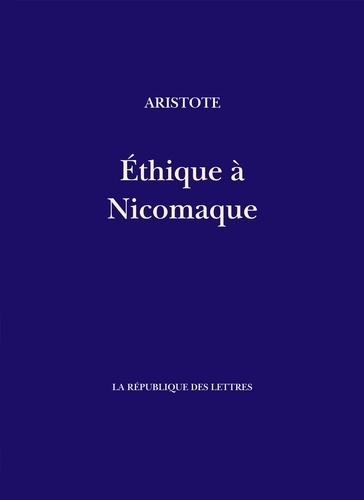 Éthique à Nicomaque - 9782824905754 - 4,99 €