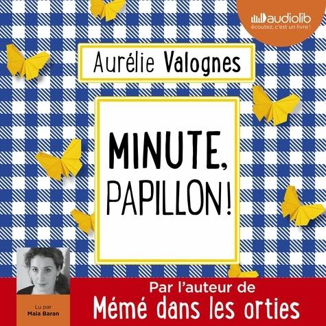 Minute, papillon ! - Format Téléchargement Audio - 9782367625300 - 17,90 €