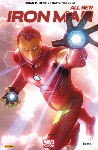 All-New Iron Man (2015) T01 - 9782809469073 - 9,99 €