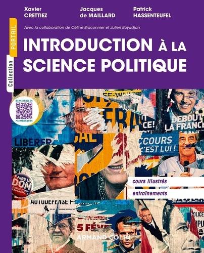 Introduction à la science politique - Format ePub - 9782200623951 - 16,99 €