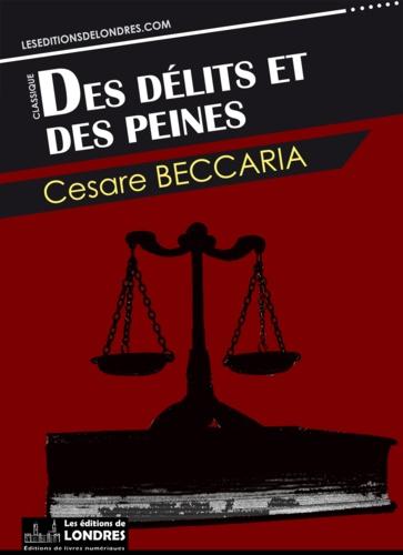 Des délits et des peines - 9781909782570 - 0,99 €