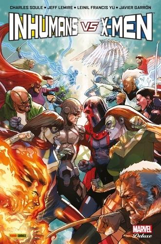 Inhumans vs X-Men - 9782809475463 - 12,99 €