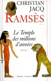 Ramsès Tome 2 - Le temple des millions d'années - Format ePub - 9782221119570 - 9,99 €