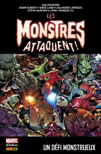 Les monstres attaquent ! - 9782809488784 - 21,99 €
