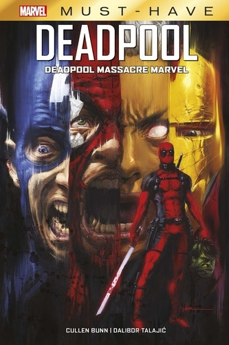 Marvel Must-Have - 9782809493429 - 9,99 €