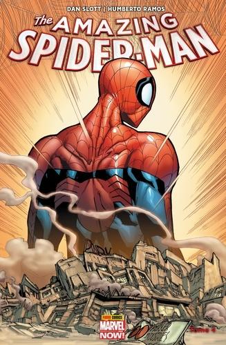 The Amazing Spider-Man (2014) T04 - 9782809466546 - 8,99 €
