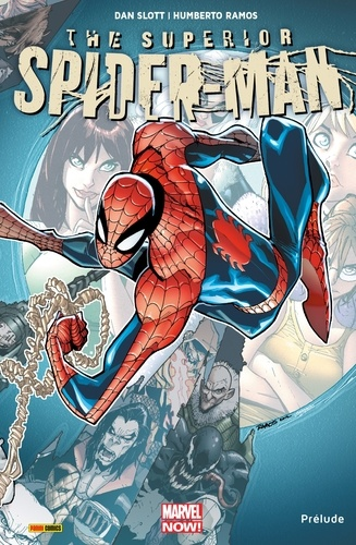 The Superior Spider-Man T00 - 9782809467901 - 9,99 €