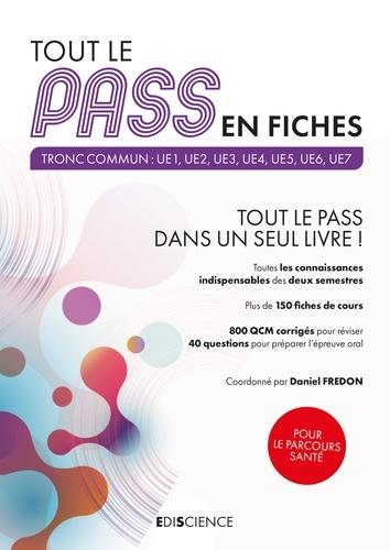 Tout le PASS en fiches - Format PDF - 9782100816583 - 30,99 €