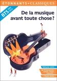 De la musique avant toute chose ? - Format ePub - 9782080230706 - 3,49 €