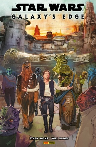 Star Wars - 9782809493030 - 11,99 €