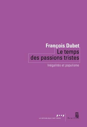 Le temps des passions tristes - Format ePub - 9782021420357 - 8,49 €