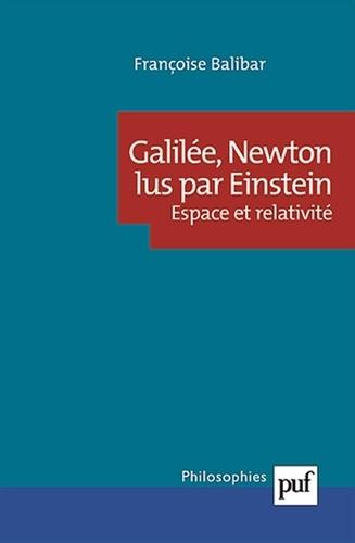 Galilée, Newton lus par Einstein - 9782130639756 - 9,99 €