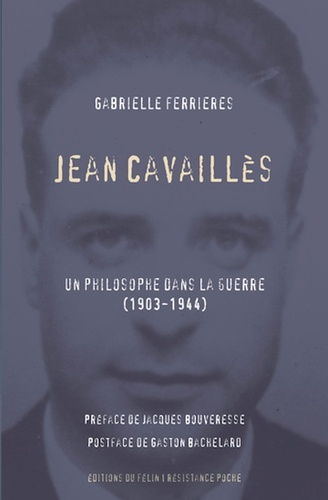Jean Cavaillès - Format ePub - 9782866459048 - 11,99 €
