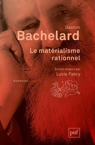 Le matérialisme rationnel - 9782130814191 - 10,99 €