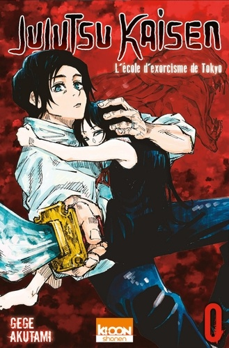 Jujutsu Kaisen Tome 0 - L'école d'exorcisme de Tokyo - 9791032707388 - 4,99 €