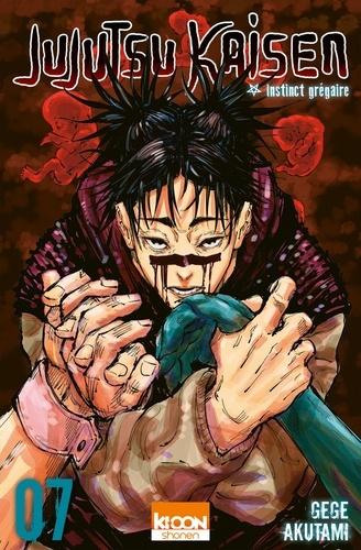 Jujutsu Kaisen Tome 7 - Instinct grégaire - 9791032708361 - 4,99 €