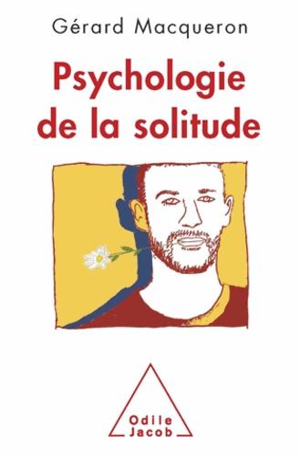 Psychologie de la solitude - Format PDF - 9782738197399 - 13,99 €