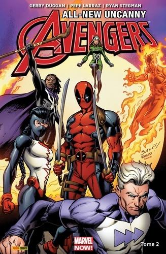 All-New Uncanny Avengers (2015 II)T02 - 9782809472660 - 9,99 €