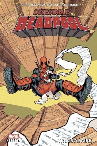 Détestable Deadpool T02 - 9782809486346 - 12,99 €