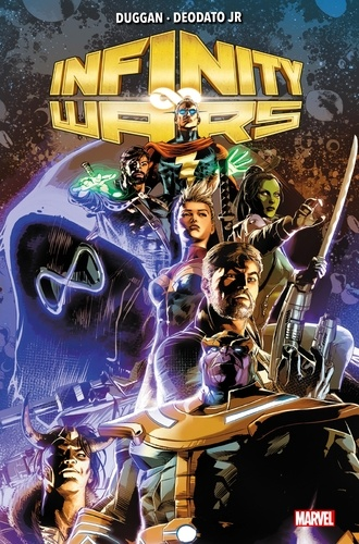 Infinity Wars - 9782809496093 - 21,99 €