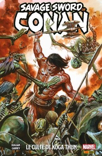 Savage sword of Conan T01 - 9782809484090 - 12,99 €