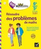 Mini Chouette Résoudre des problèmes de maths 6e/ 5e - Format PDF - 9782401046993 - 2,99 €