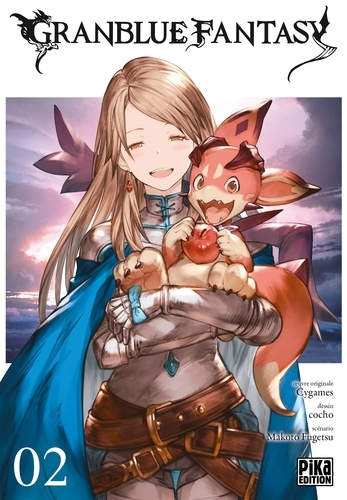 Granblue Fantasy T02 - 9782811647674 - 4,49 €