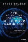 Nous ne sommes pas ce que la science à dit de nous - Format ePub - 9782813217691 - 16,99 €