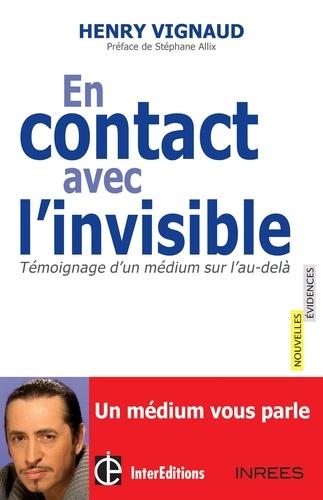 En contact avec l'invisible - Format ePub - 9782729613327 - 13,99 €