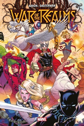 War of the Realms - 9791039101790 - 21,99 €