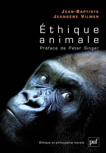Ethique animale - 9782130639954 - 20,99 €