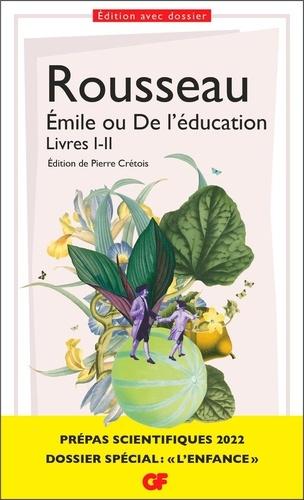 Emile ou De l'éducation - Format ePub - 9782080262202 - 8,49 €