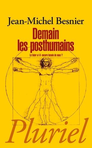 Demain les posthumains - Format ePub - 9782818500545 - 5,99 €
