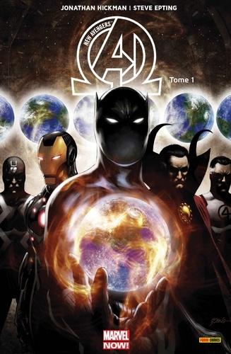New Avengers (2013) T01 - 9782809461909 - 9,99 €