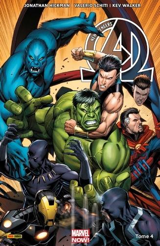 New Avengers (2013) T04 - 9782809461930 - 9,99 €