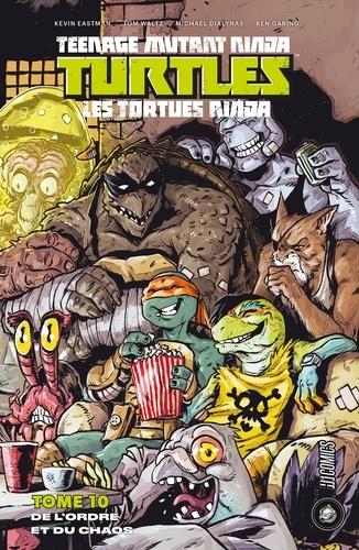 Teenage Mutant Ninja Turtles - De l'ordre et du chaos - 9782378872670 - 9,99 €