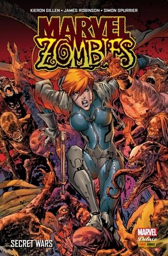 Marvel Zombies - 9782809469189 - 19,99 €