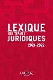 Lexique des termes juridiques 2021-2022 - Format ePub - 9782247214938 - 13,99 €
