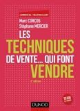 Les techniques de vente... qui font vendre - Format ePub - 9782100757602 - 18,99 €