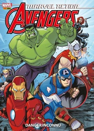 Marvel Action Avengers T01 - 9782809492200 - 6,99 €