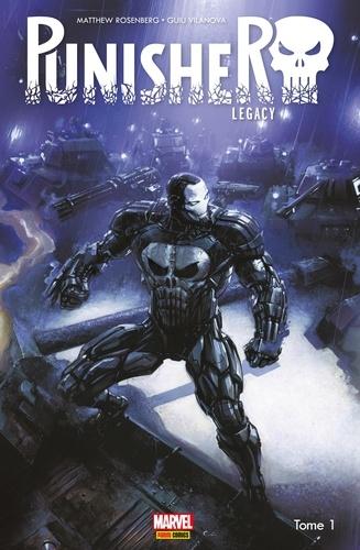 Punisher Legacy (2018) T01 - 9782809480382 - 10,99 €